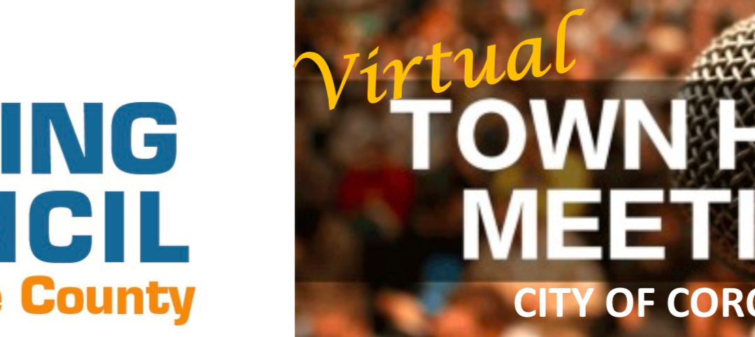 Virtual Town Hall Meeting Corona – Fair Housing in the Time of COVID-19