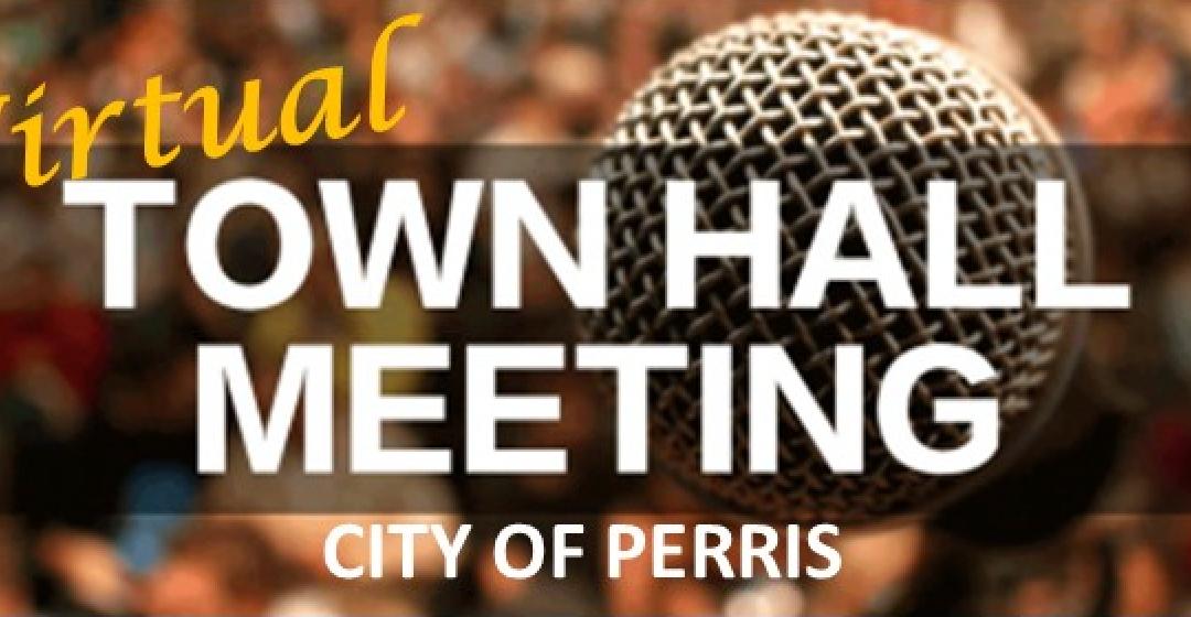 Fair Housing Virtual Town Hall Meeting Set For Perris