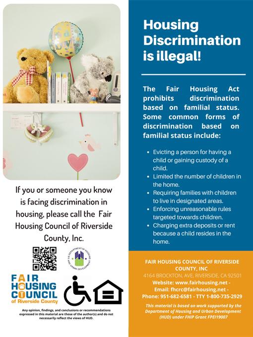 PSA Housing Discrimination